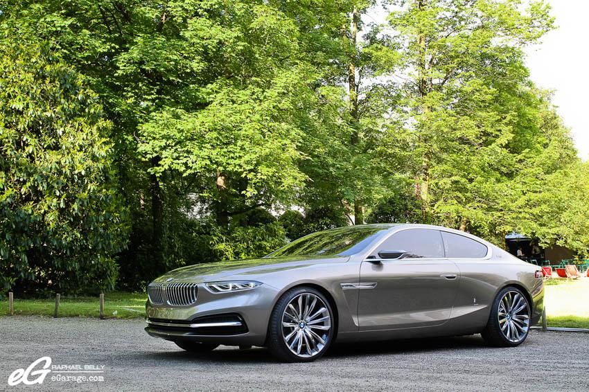 2013 Villa d'Este BMW Gran Lusso Coupé Pininfarina