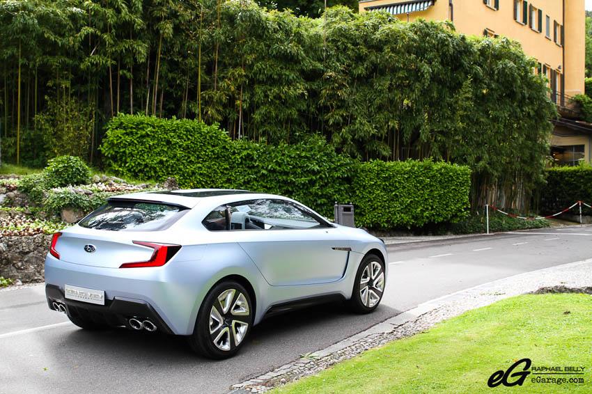 2013 Villa d'Este Subaru Viziv Concept