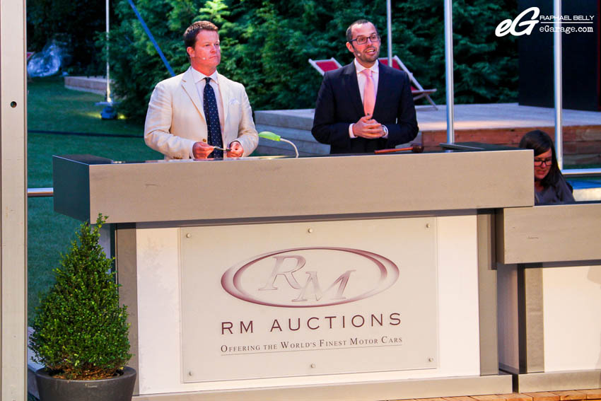 2013 Villa d'Este RM Auctions