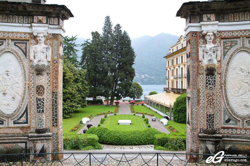 2013 Villa d'Este Lake Como