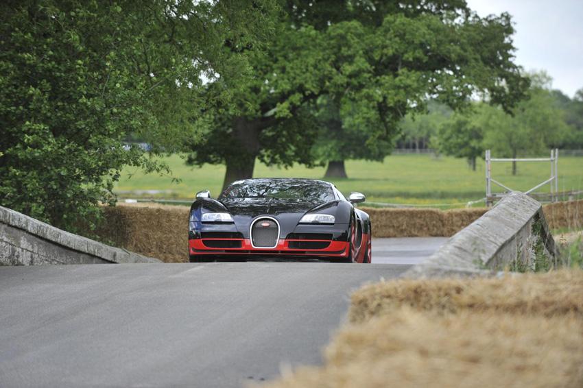 Bugatti Cholmondeley Pageant of Power