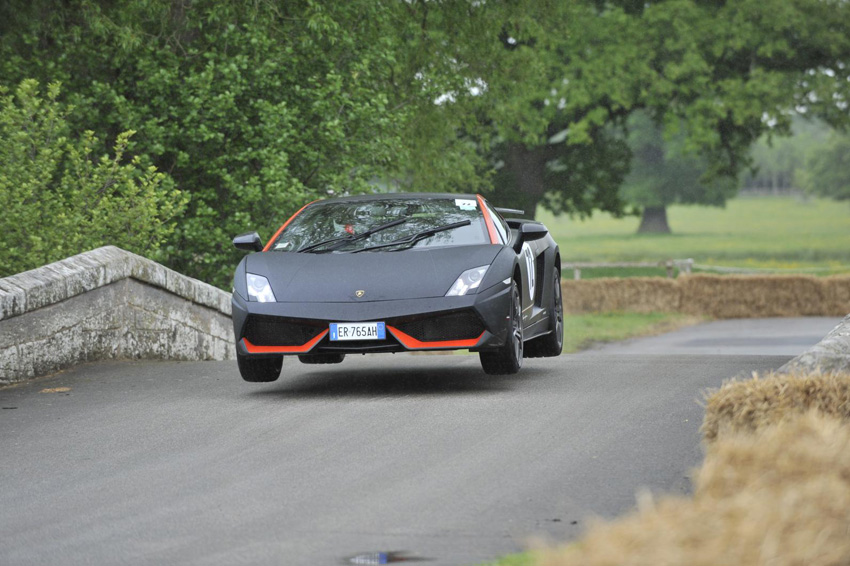 Lamborghini Cholmondeley Pageant of Power