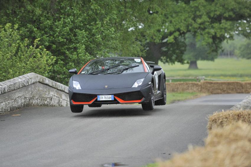 Lamborghini Cholmondeley Pageant of Power