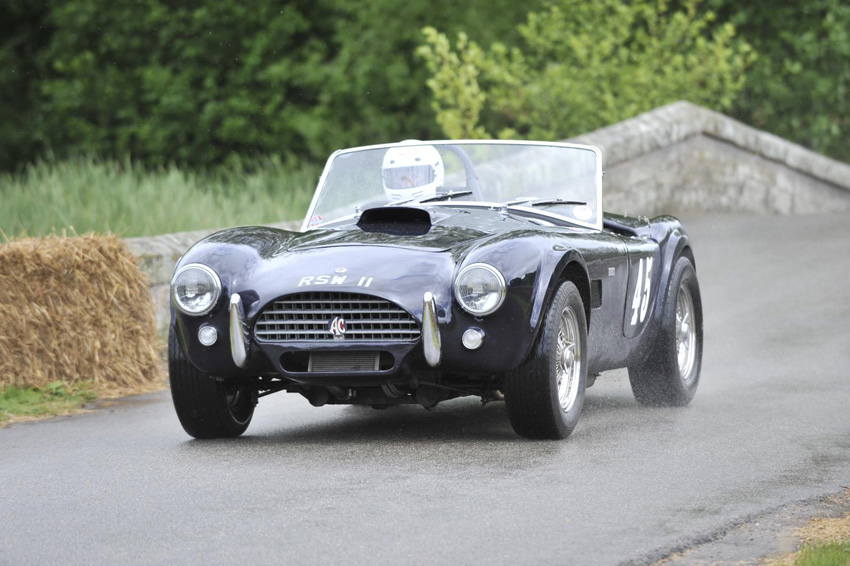 AC Shelby Cholmondeley Pageant of Power