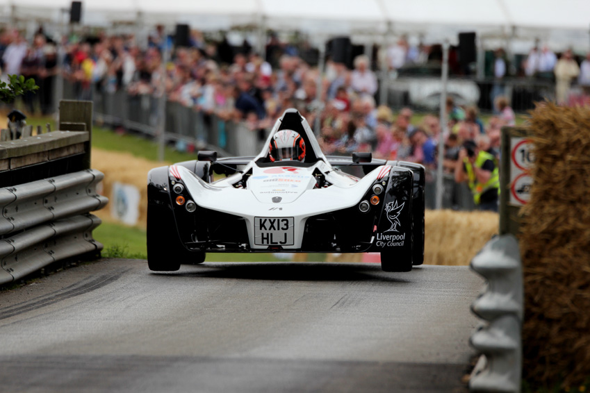 BAC Mono Cholmondeley Pageant of Power