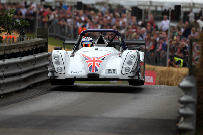 Radical RXC Cholmondeley Pageant of Power