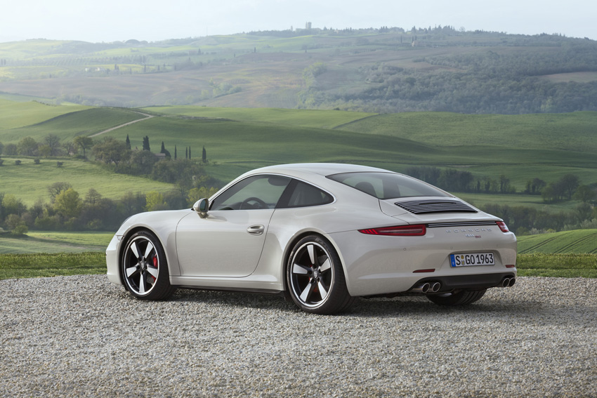911 50th Anniversary Edition