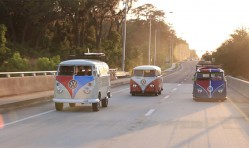 VW bus video