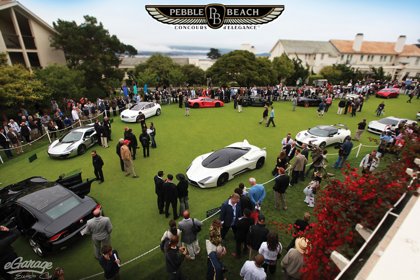 eGarage Fathers Day Gift Pebble Beach