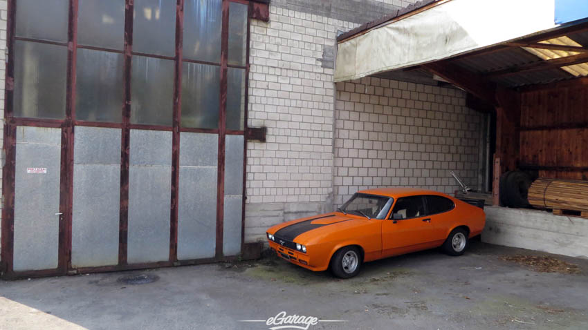 Alpine Adventure Orange Ford