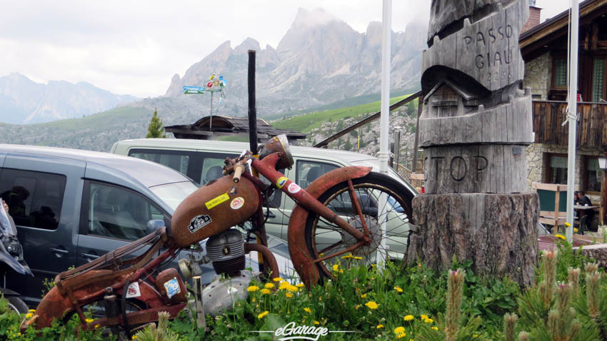 Alpine Adventure bike pass