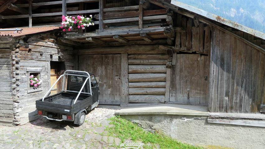 Alpine Adventure Piaggio