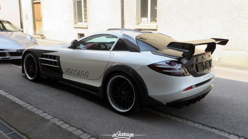 Alpine Adventure Hamann SLR