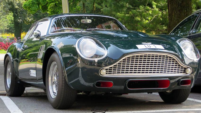 Alpine Adventure Klausen Ressen Aston Martin