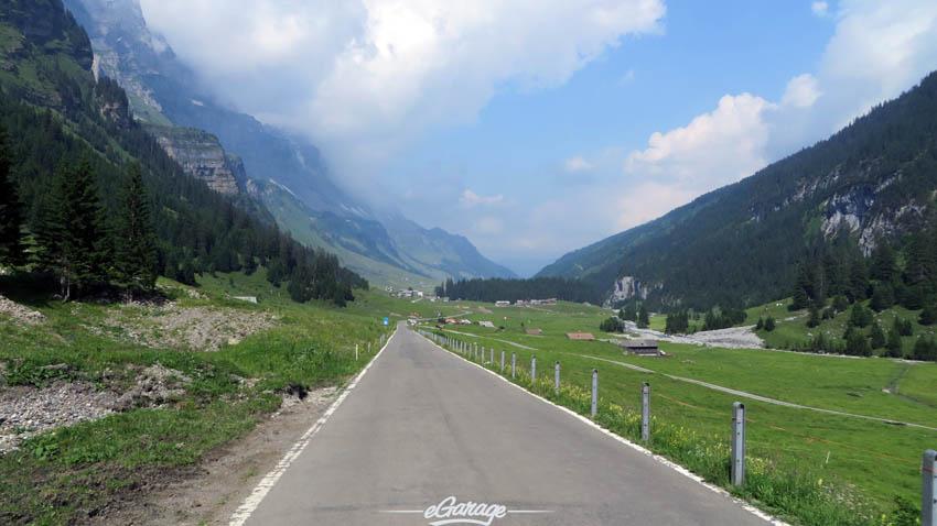 Alpine Adventure straightaway