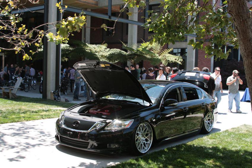 Lexus accuair rotiform
