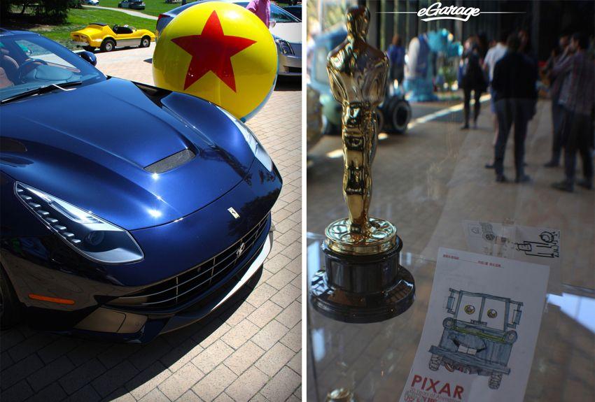 Pixar Academy awards