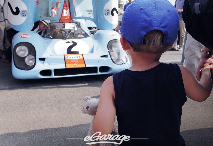 Porsche 917 Kid