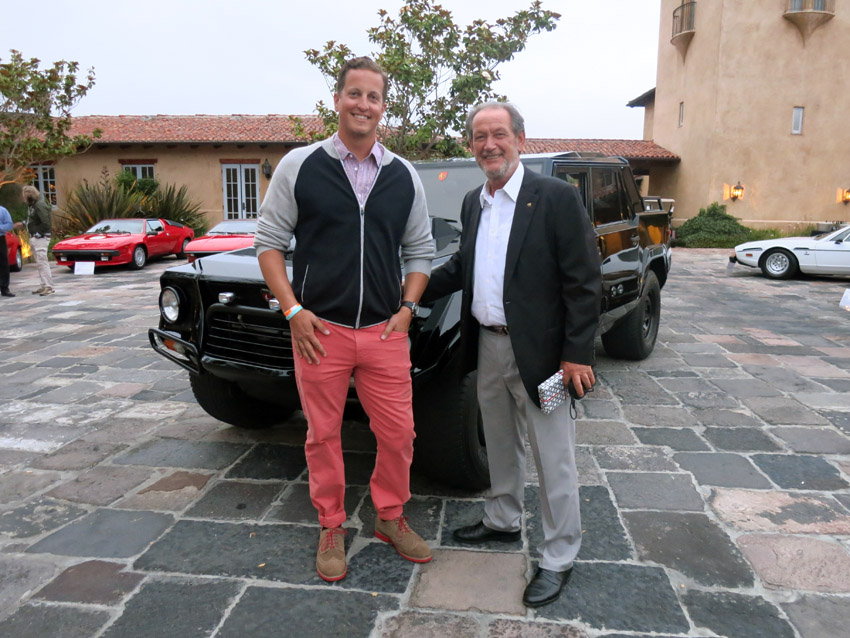 LM002 and Valentino Balboni