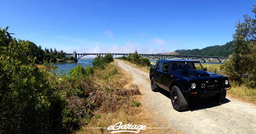 LM002 Bridge Pebble Beach Concours 2013