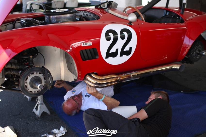 Laguna Seca Shelby Cobra