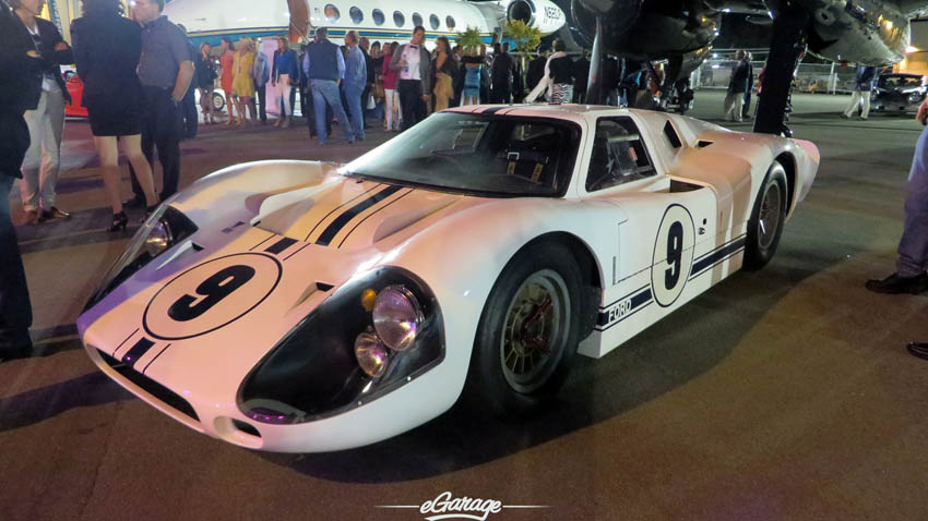 McCall Motorworks Revival 2013 Ford GT40