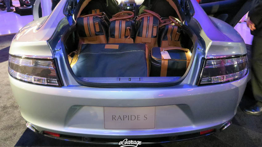 McCall Motorworks Revival 2013 Aston Martin Rapide S