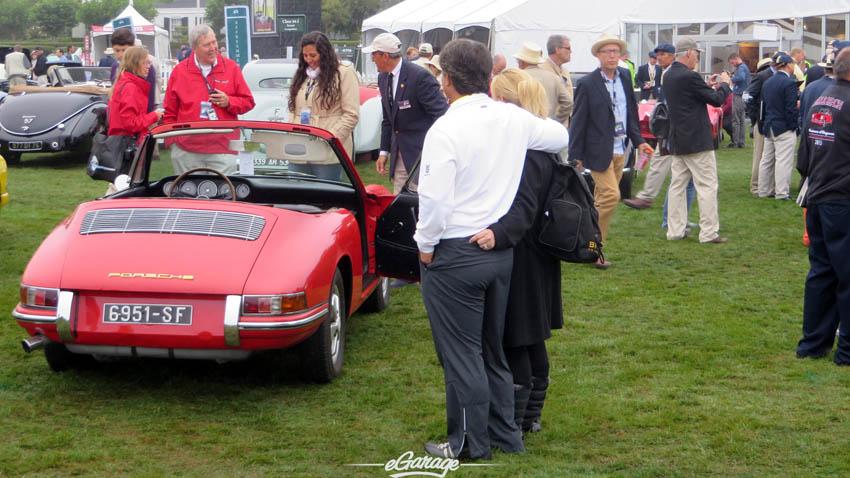 Porsche Love Pebble Beach Concours 2013