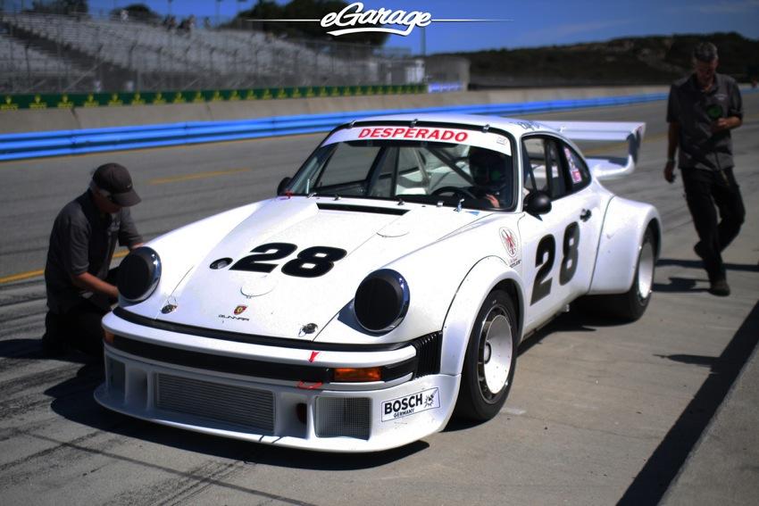 Porsche Laguna Seca Monterey