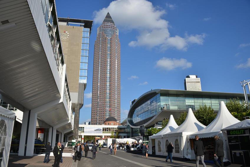eGarage IAA Frankfurt IAA