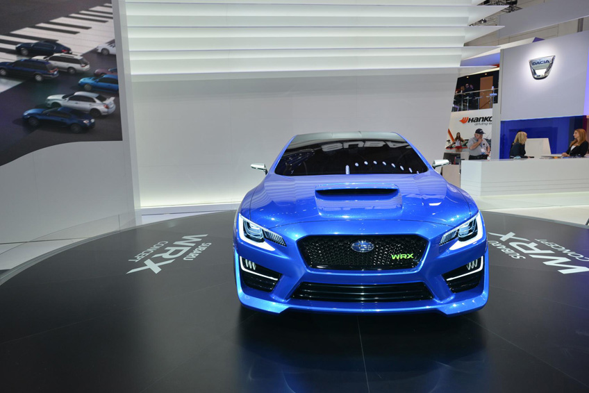 743121 DLS 4232 2013 IAA Frankfurt Motor Show