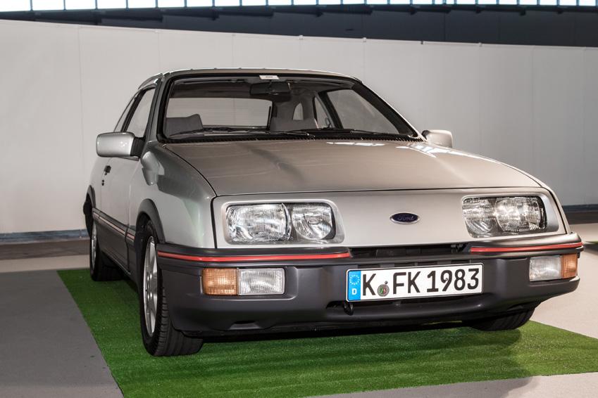 1983 IAA Motor Show Ford Sierra