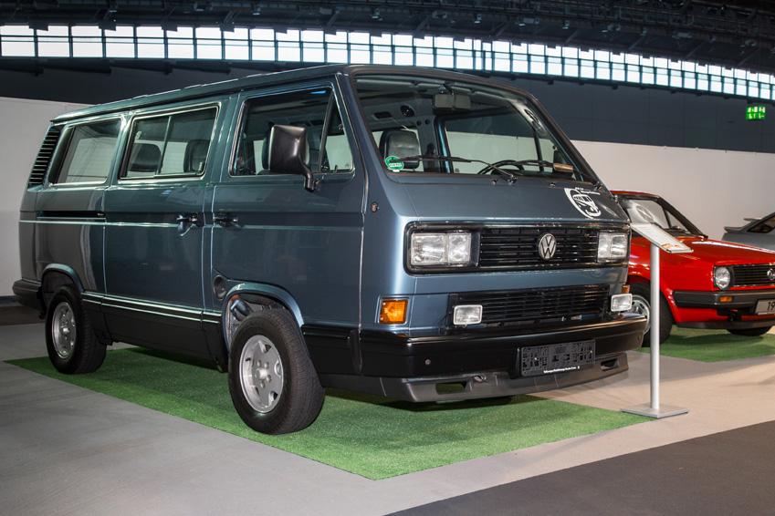 1983 IAA Motor Show VW T3