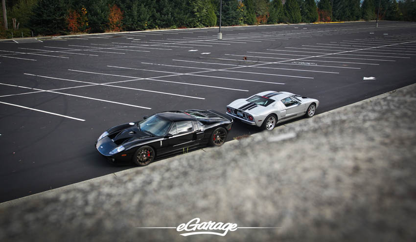 Ford GT Duo All Alone