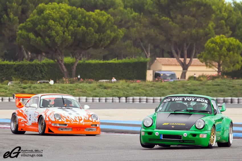 Les Dix Mille Tours Porsches