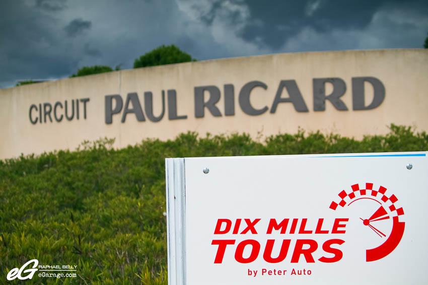 Les Dix Mille Tours Paul Ricard