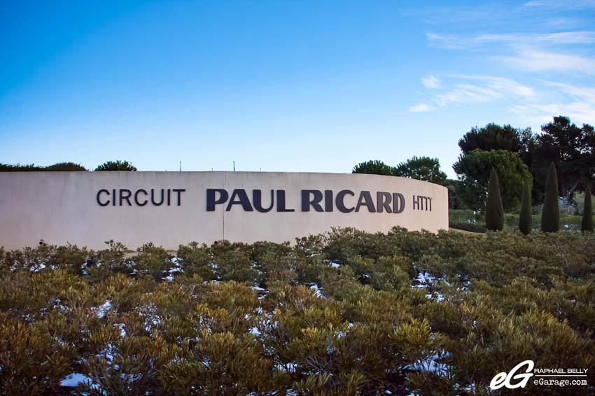 Les Dix Mille Tours HTT Paul Ricard circuit