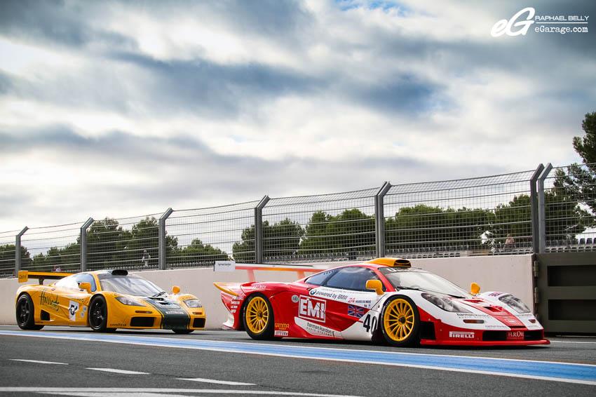 Les Dix Mille Tours McLaren F1 GTR