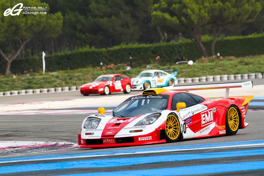 Les Dix Mille Tours McLaren F1 GTR longtail