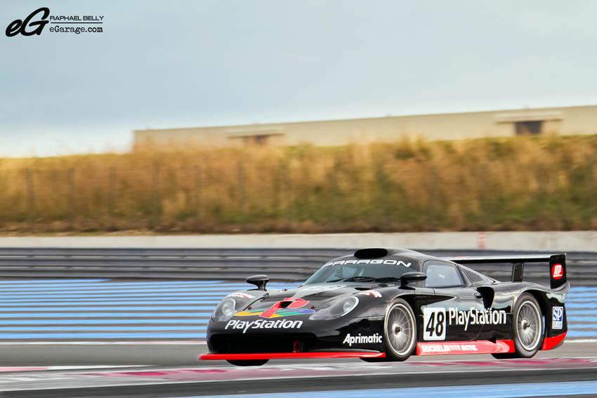 Les Dix Mille Tours Porsche GT1