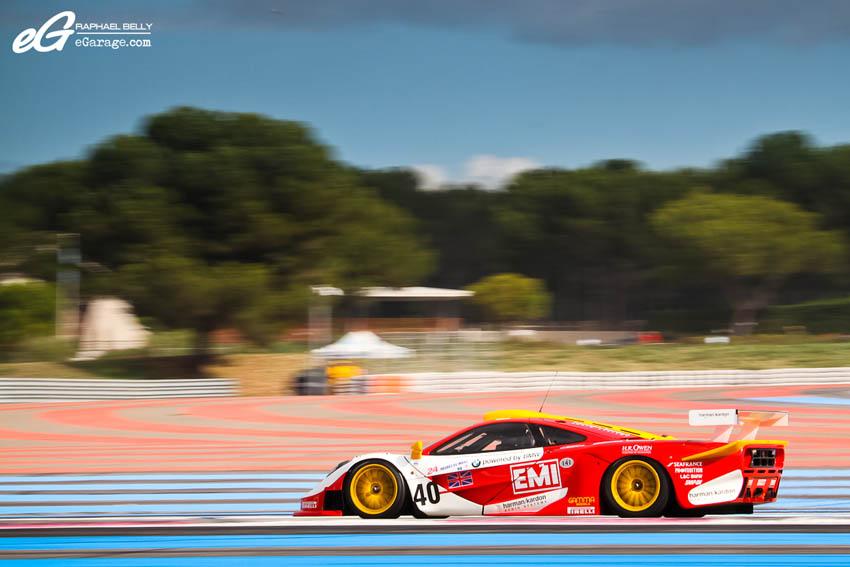 Les Dix Mille Tours F1 GTR Longtail