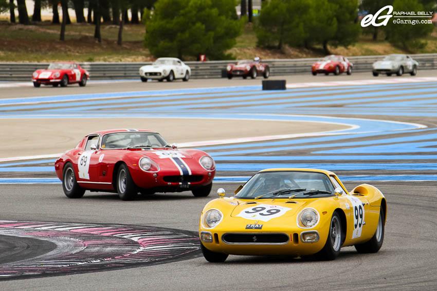 Les Dix Mille Tours Ferrari 250 LM