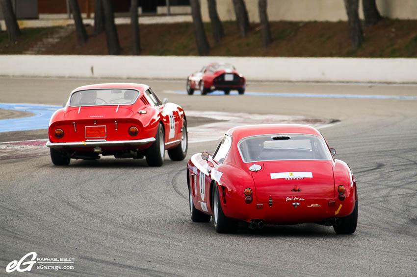 Les Dix Mille Tours Ferrari 275 GTB 2