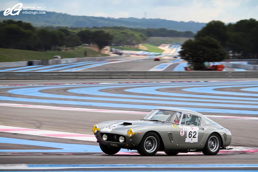Les Dix Mille Tours Ferrari 250 GT