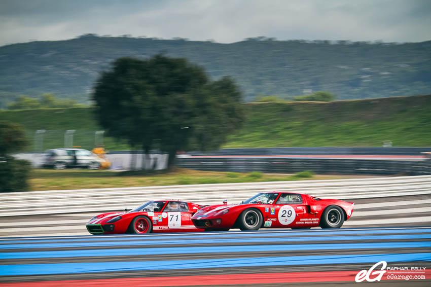 Les Dix Mille Tours GT40