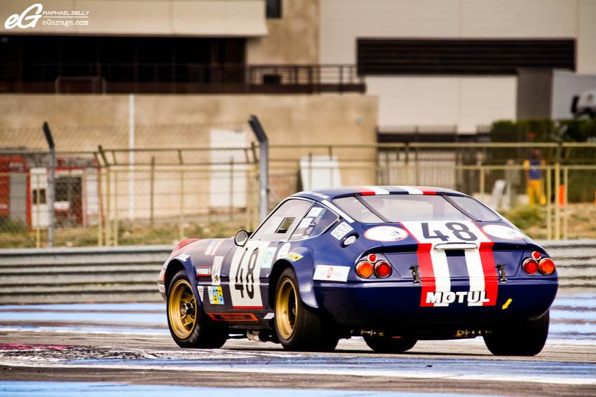 Les Dix Mille Tours Ferrari 365GTB/4