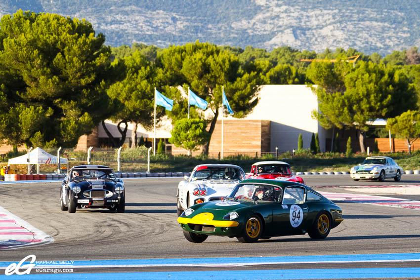 Les Dix Mille Tours Lotus 26R