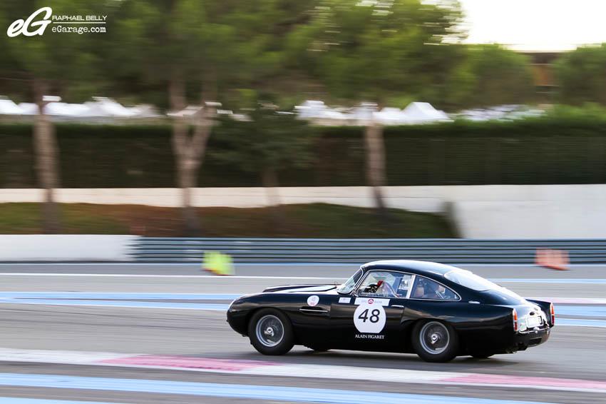 Les Dix Mille Tours Aston Martin DB4GT