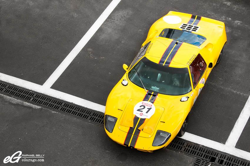 Les Dix Mille Tours Ford GT40
