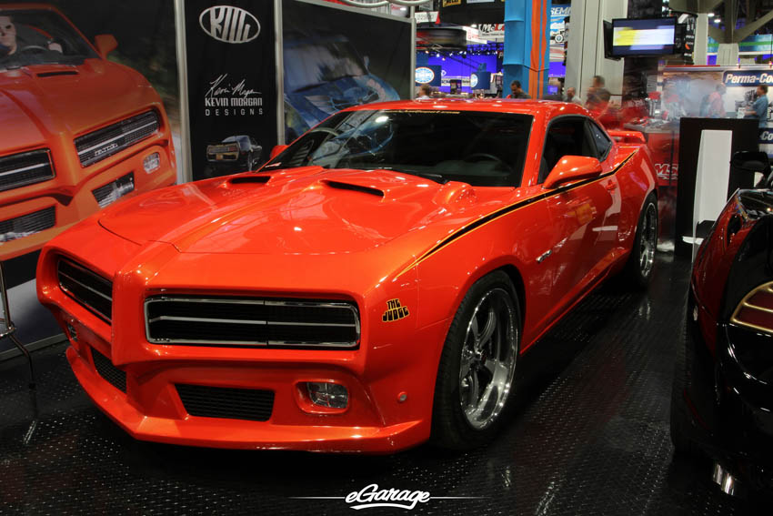 SEMA Show 2013 Camaro Judge